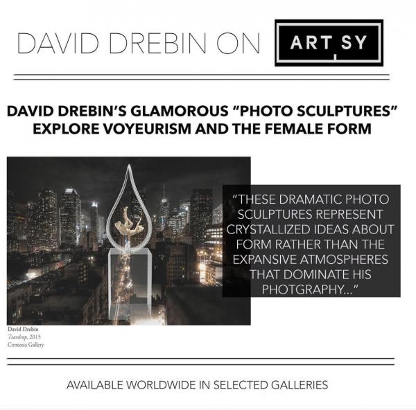 David DREBIN on Artsy