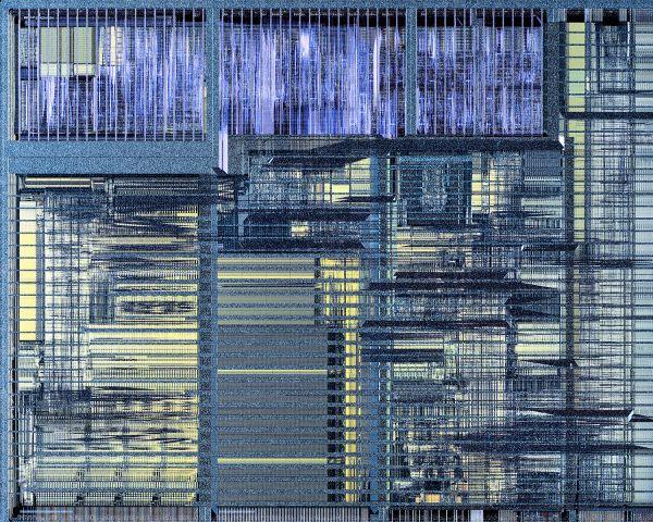 Christoph Morlinghaus's 'Computerwelt' for Format Magazine