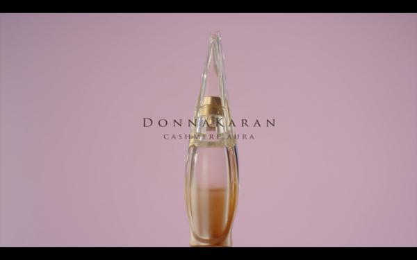 Claire Benoist for Donna Karan 'Cashmere Aura'