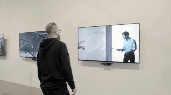 Satellite Lab for Microsoft // Interactive Portraits