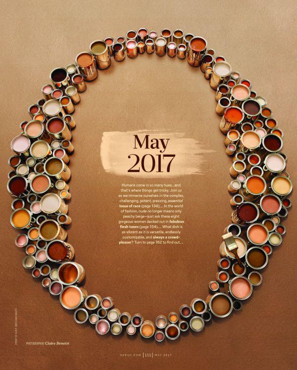 Claire Benoist for Oprah Magazine