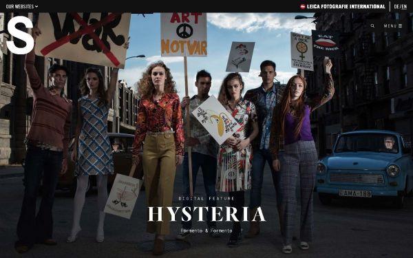 Formento & Formento for S Magazine