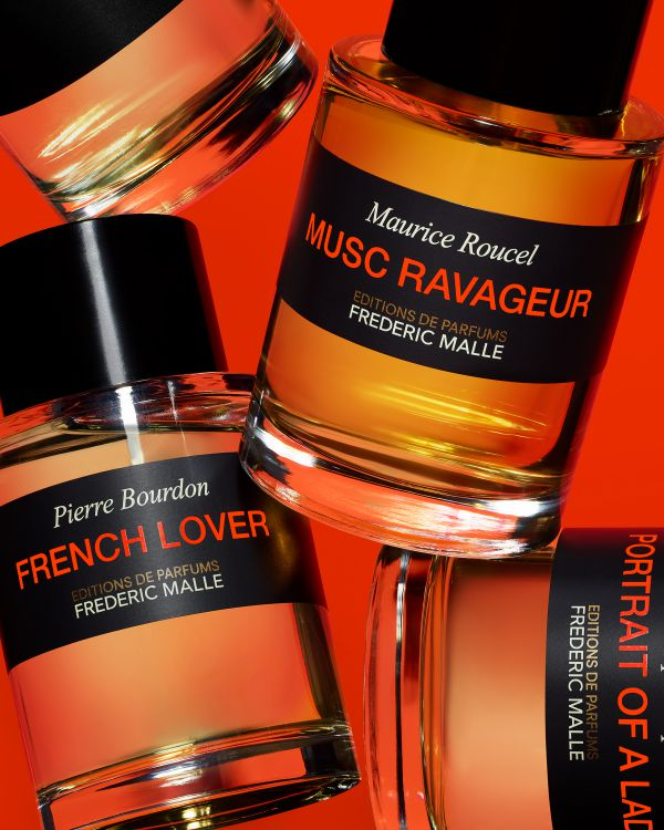 Claire Benoist for Frederic Malle