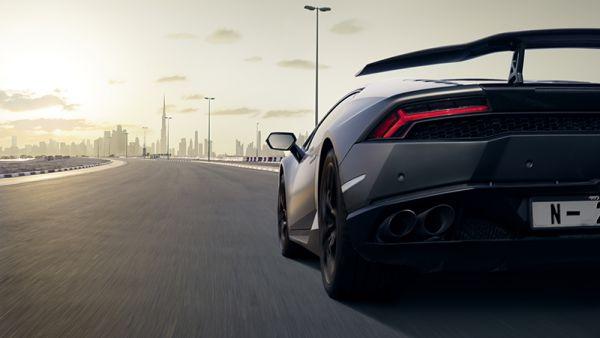 Marc Trautmann for Lamborghini Huracan and Urus