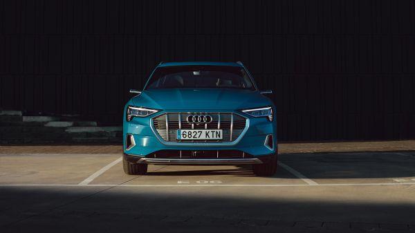 Marc Trautman for Audi E-Tron