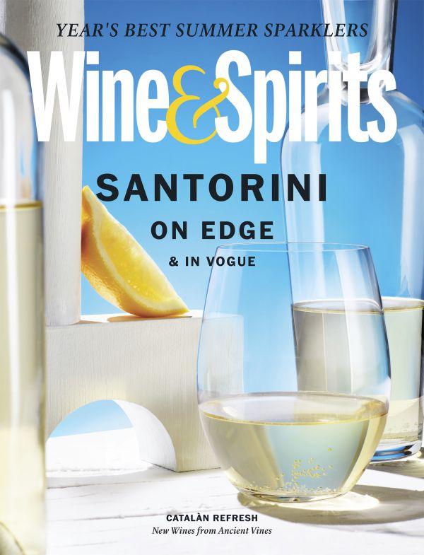 Claire Benoist for Wine & Spirit