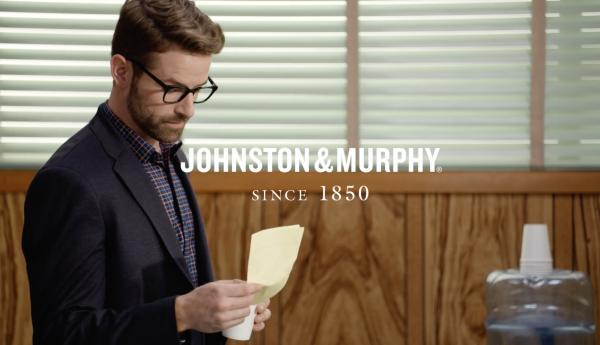 Nick & Chloé for Johnston & Murphy