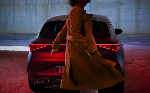 Marc Trautmann x CUPRA LEON HYBRID 2021