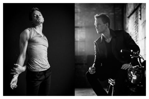 Neil Patrick Harris - For FLATT MAGAZINE