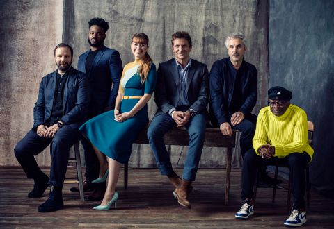 Hollywood Reporter Directors Roundtable 2018
